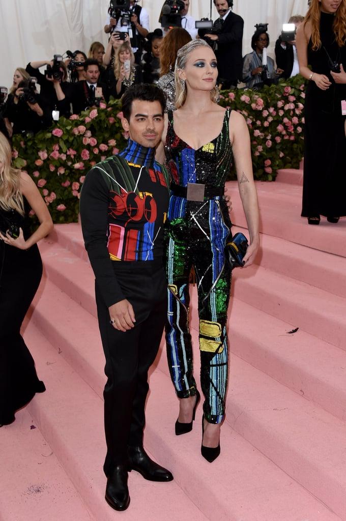 Joe Jonas Sophie Turner 2019 Met Gala