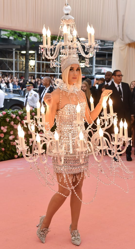 Katy Perry 2019 Met Gala