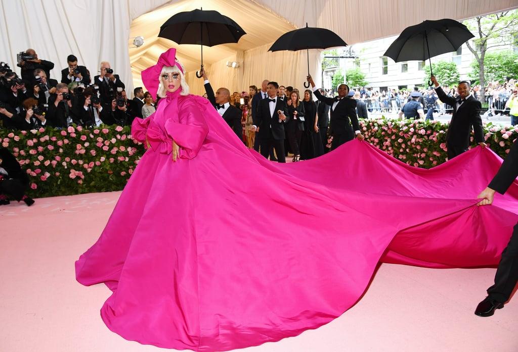Lady Gaga 2019 Met Gala