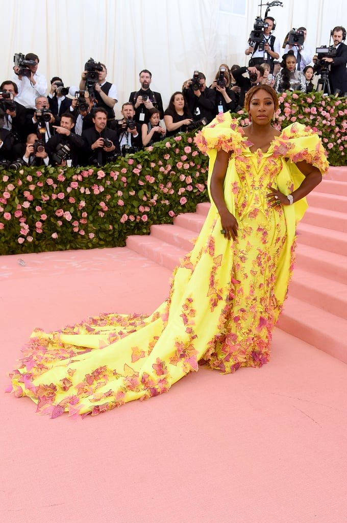 Met Gala Serena Williams