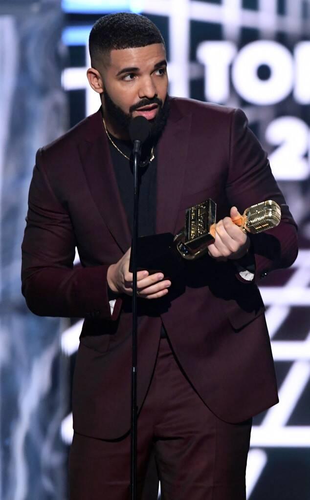 billboard music awards 2019 drake.