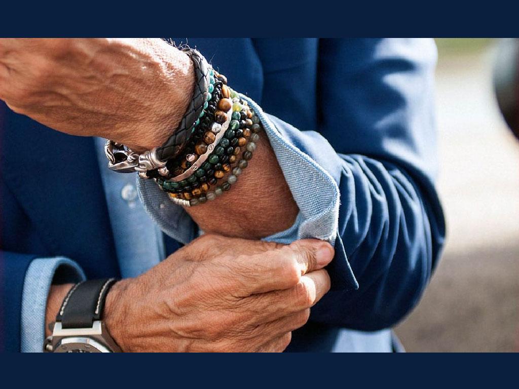 pulseira para homens