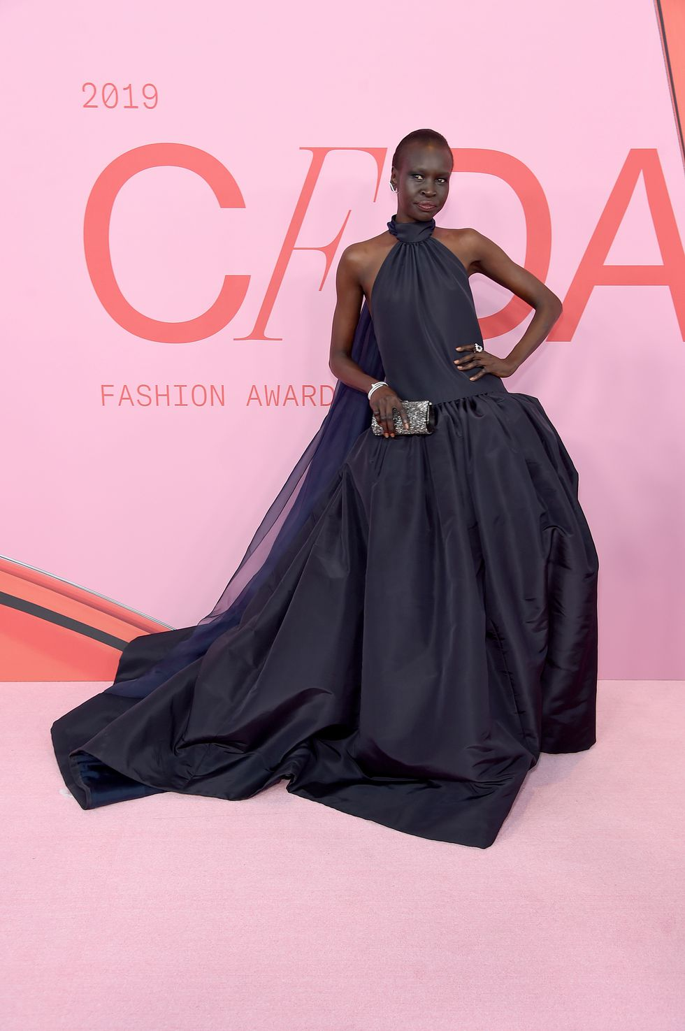 CFDA Fashion Awards 2019 Alek Wek