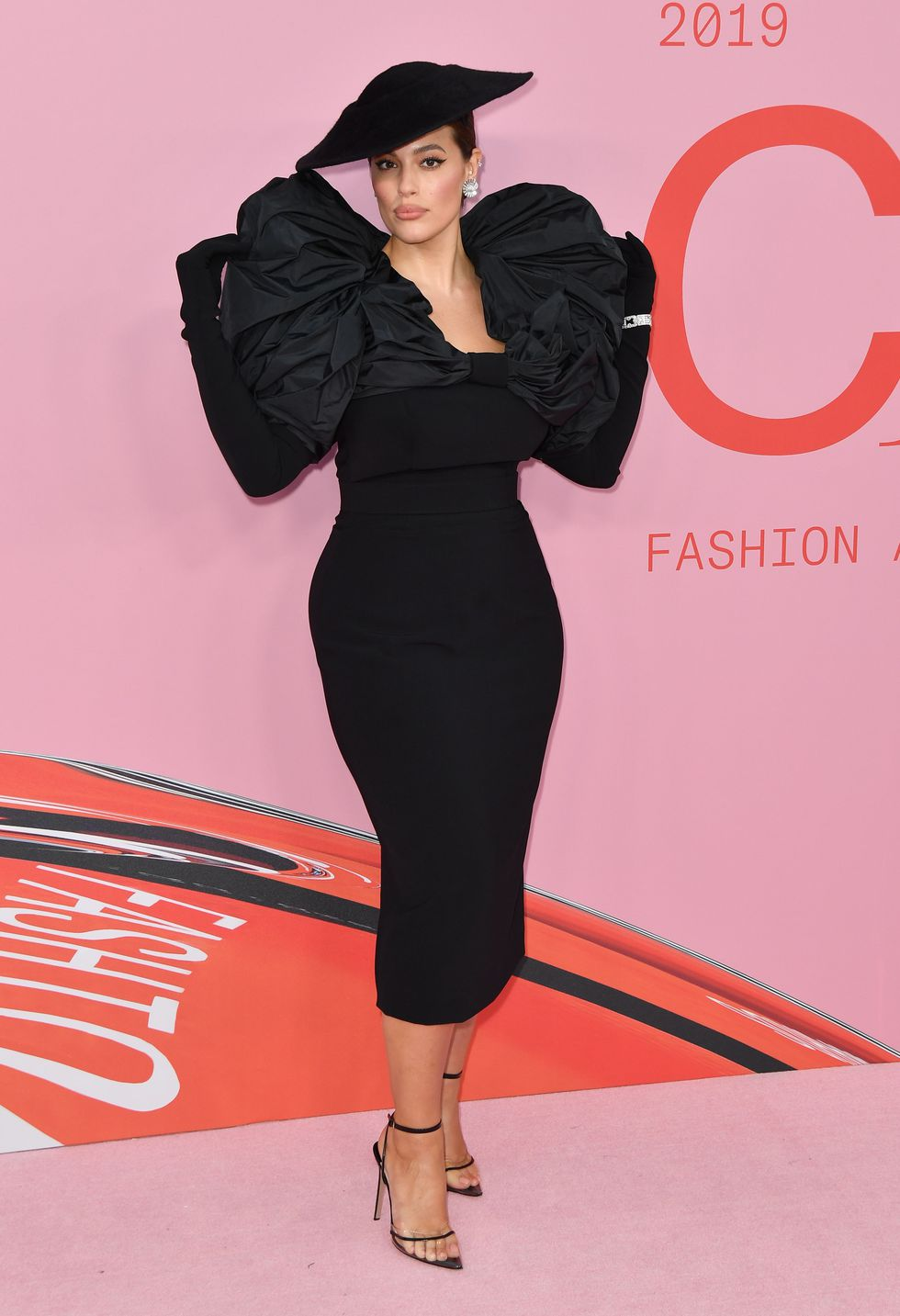 CFDA Fashion Awards 2019 Ashley Graham Look