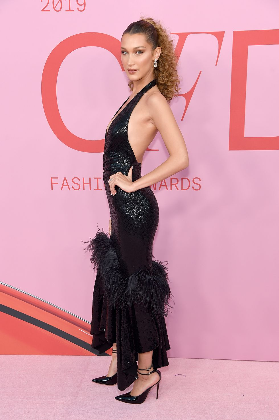 CFDA Fashion Awards 2019 Bella Hadid Michael Kors