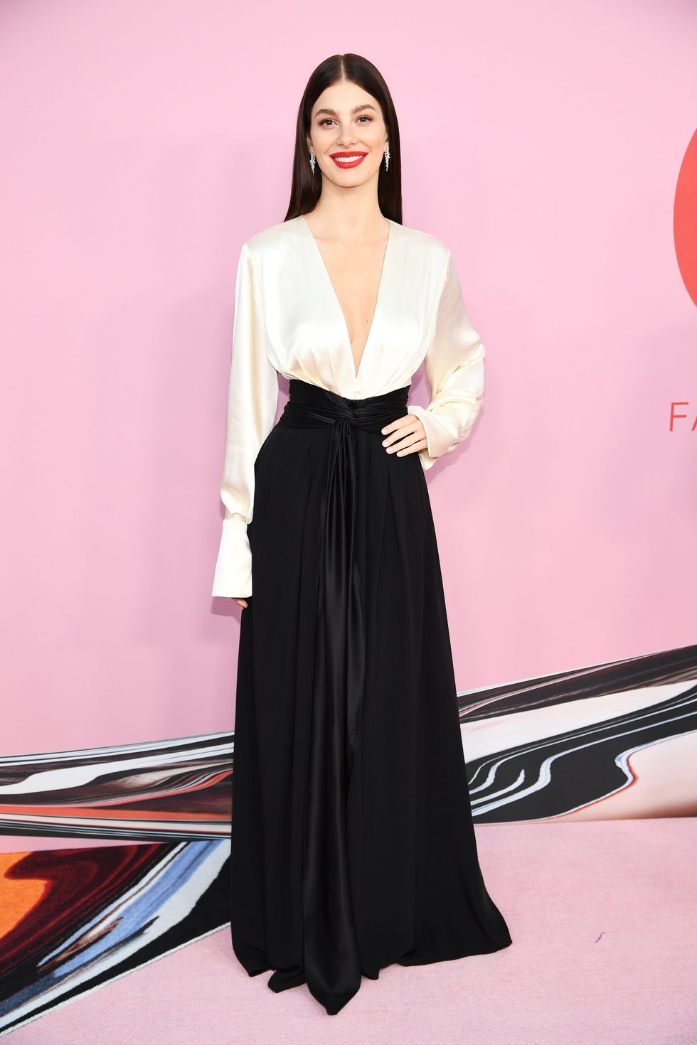 CFDA Fashion Awards 2019 Camila Morrone