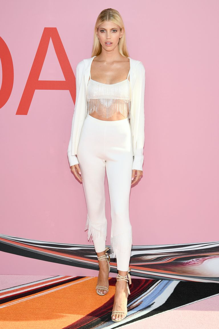 CFDA Fashion Awards 2019 Devon Windsor