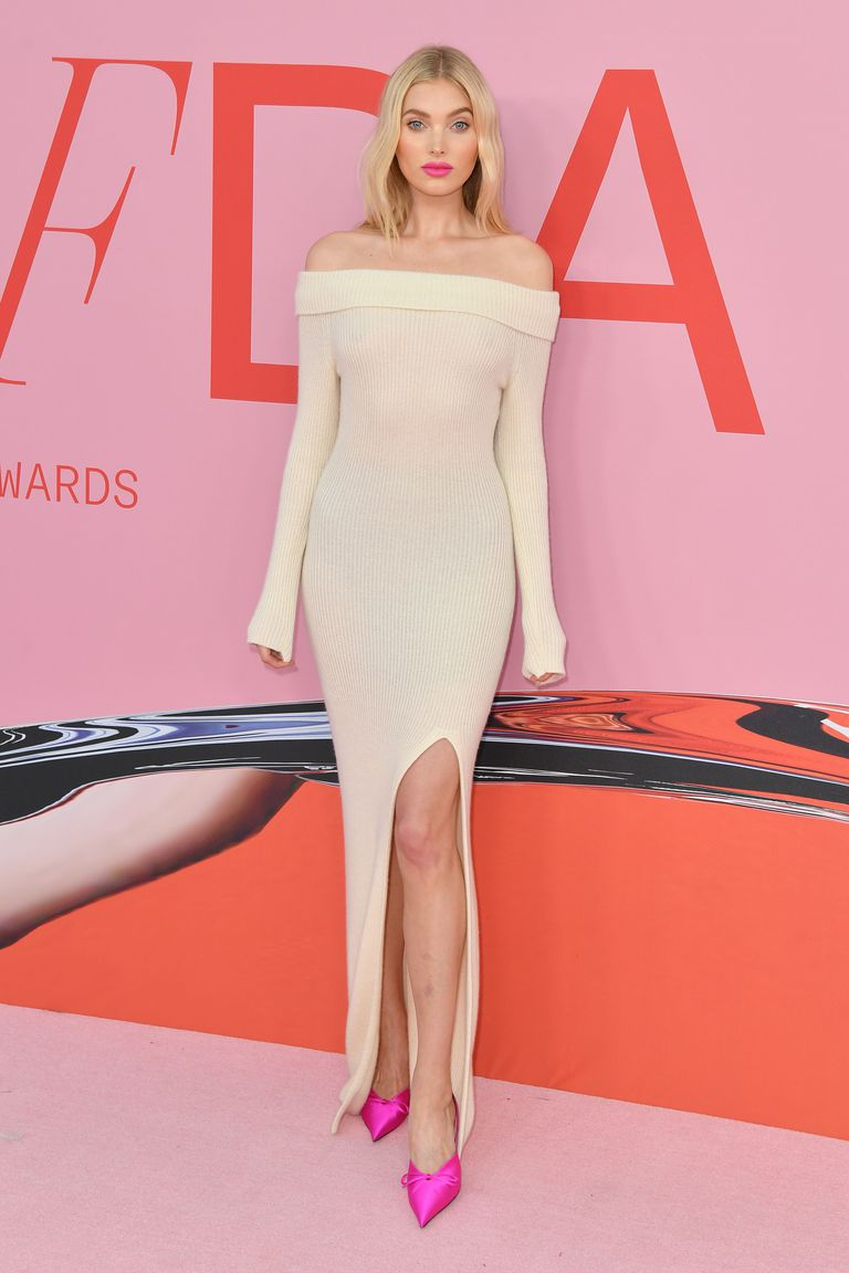 CFDA Fashion Awards 2019 Elsa Hosk