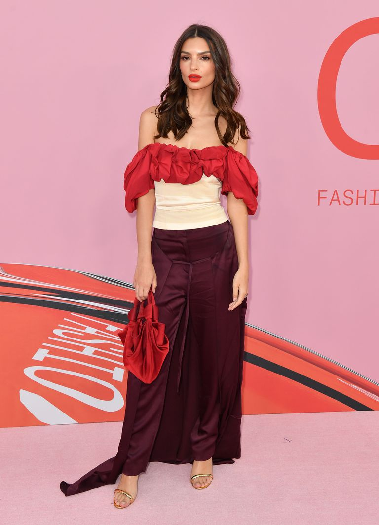 CFDA Fashion Awards 2019 Emily Ratajkowski