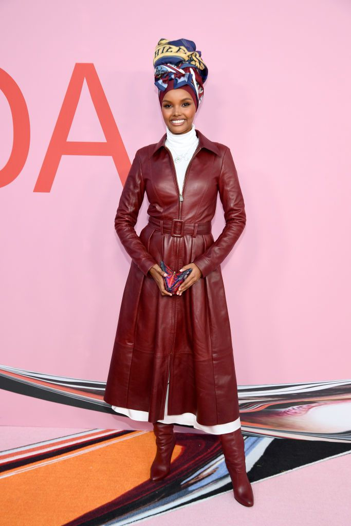 CFDA Fashion Awards 2019 Halima Aden