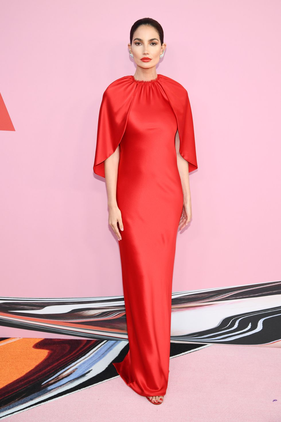 CFDA Fashion Awards 2019 Lily Aldridge look