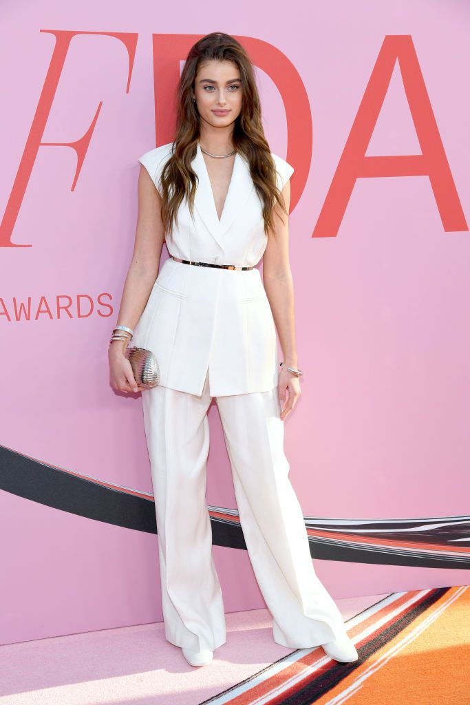 CFDA Fashion Awards 2019 Taylor Hill