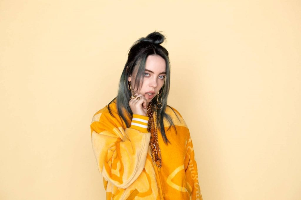 billie eilish cantora teen