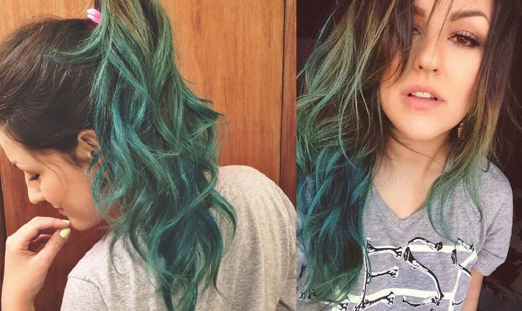 cabelos coloridos kefera