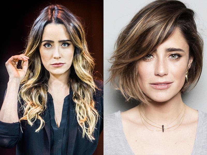 celebridades de cabelo curto fernanda vasconcellos 1