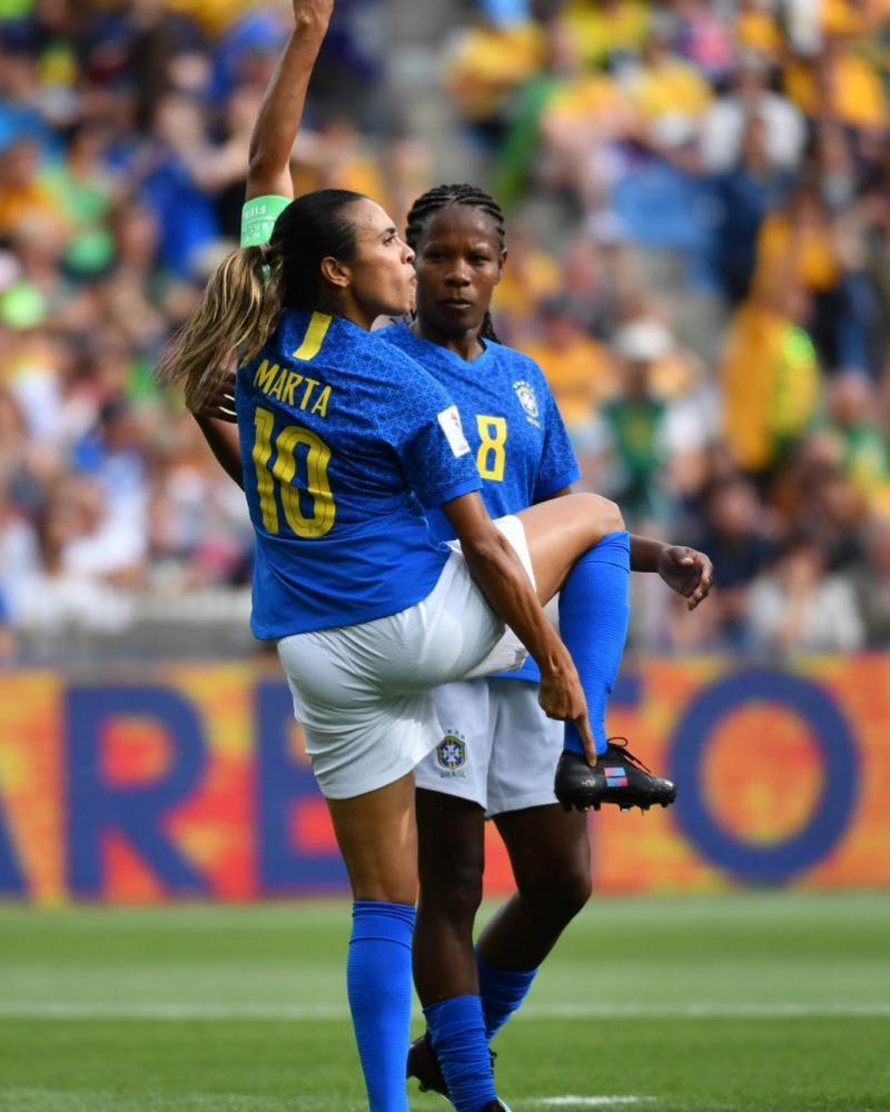 seleção de futebol feminino igualdade