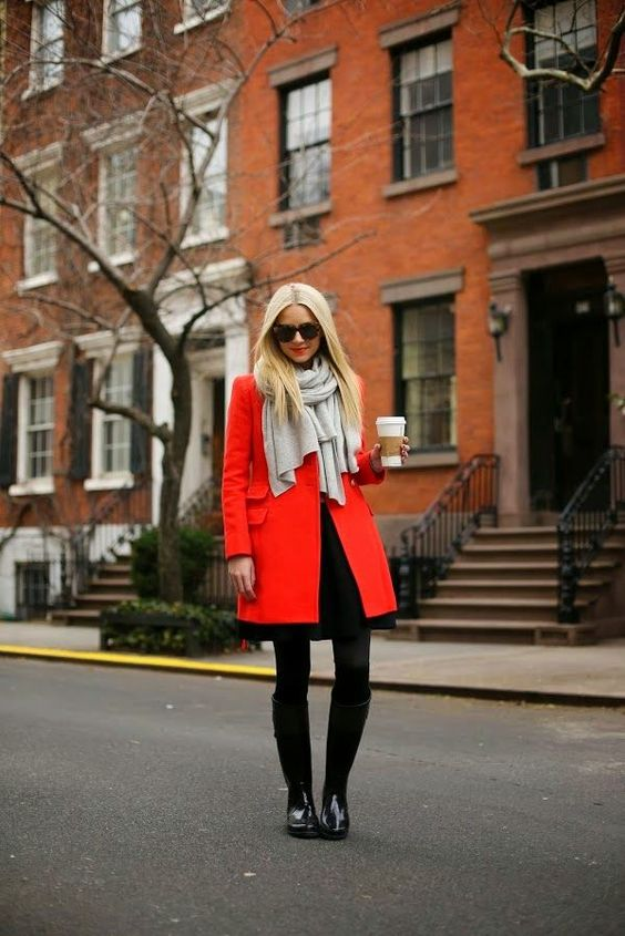 Looks com meia calça cores