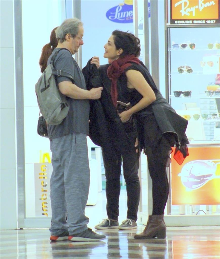 Casais de famosos 2019 Leiticia Sabatella Daniel Dantas