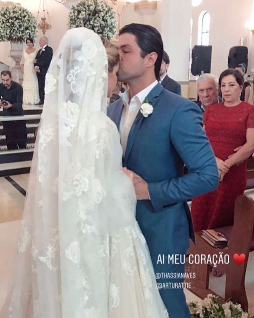 casamento thassia e arthur