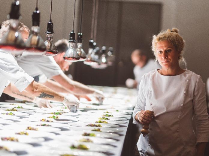chefs de cozinha mulheres