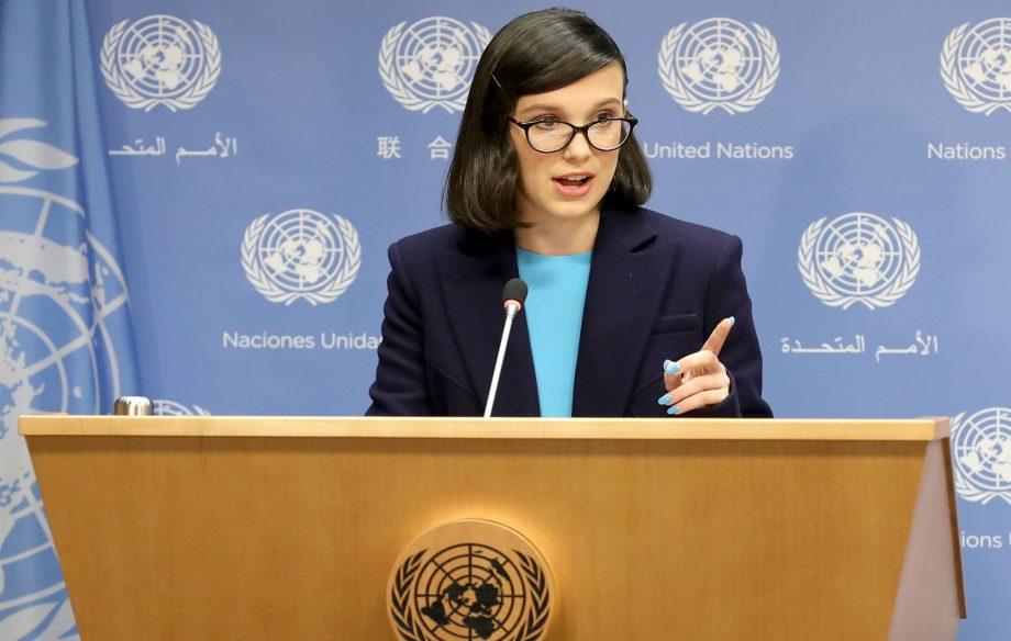 millie embaixadora unicef