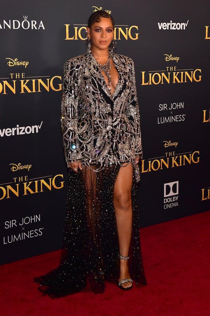 premiere rei leao Beyonce