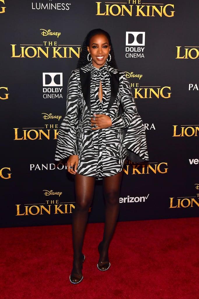 premiere rei leao Kelly Rowland
