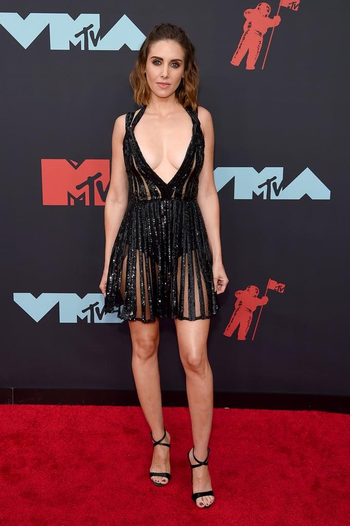 Alison Brie MTV VMA
