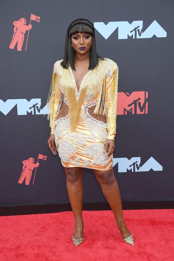 Amara La Negra at 2019 MTV VMA
