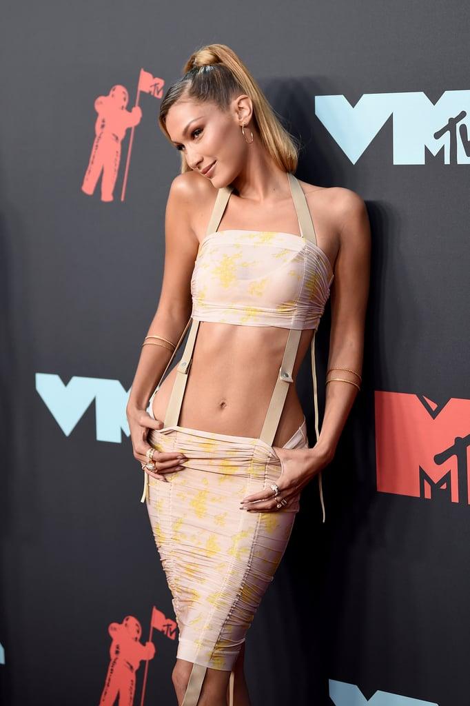 Bella Hadid VMA 2019