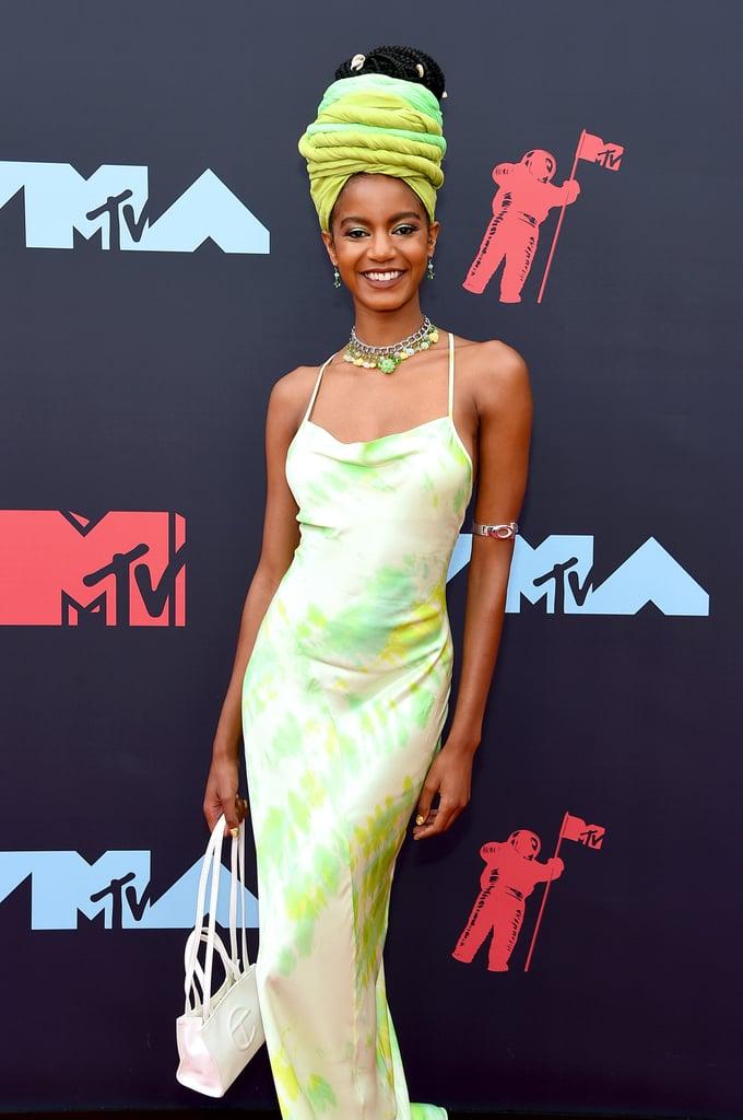 Ebonee Davis 2019 MTV VMA
