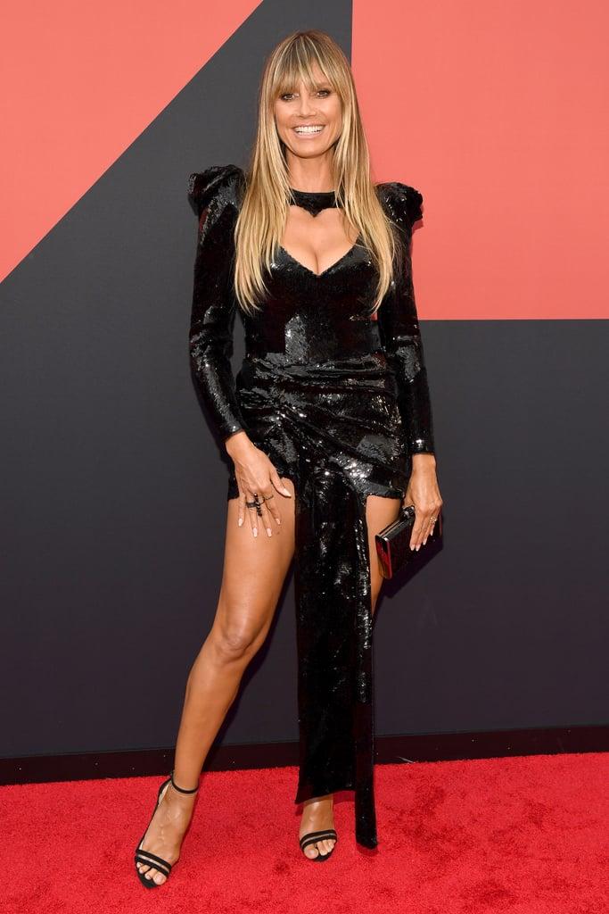 Heidi Klum 2019 MTV VMA
