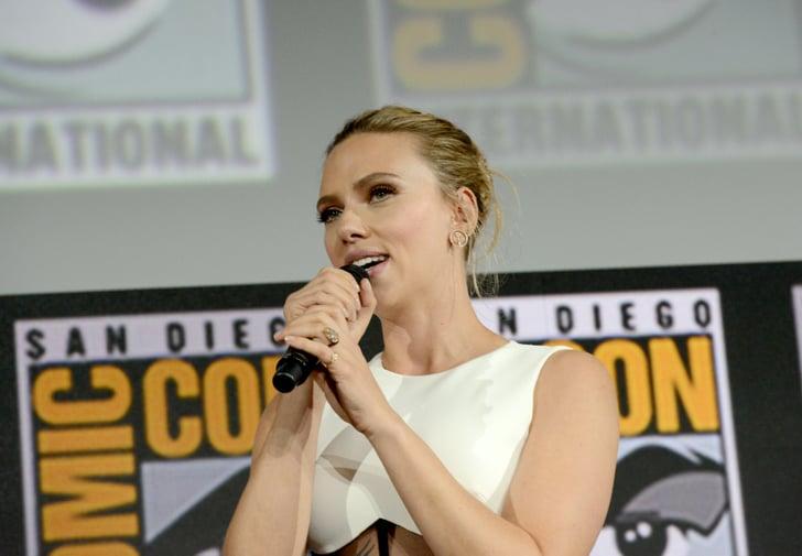 Scarlett Johansson Anel de noivado