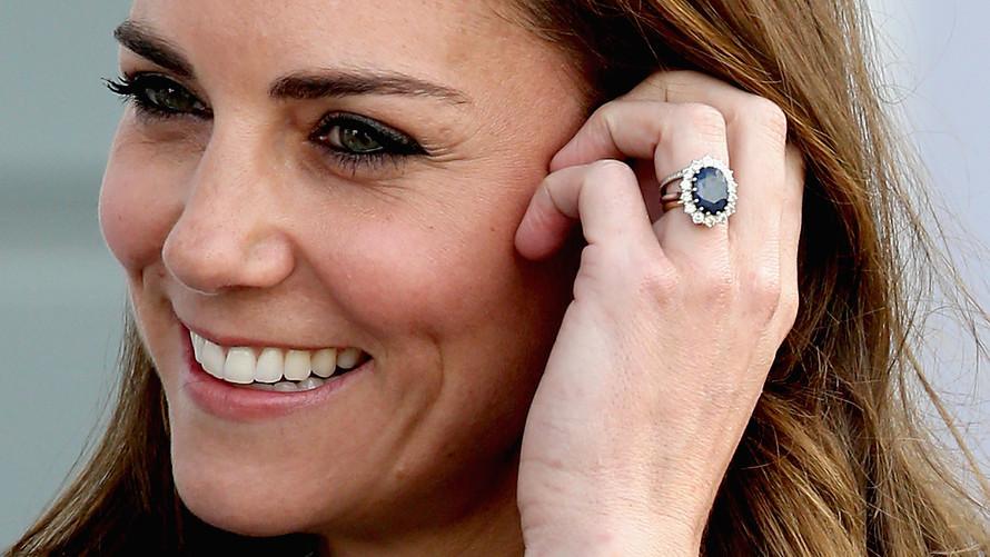 anel de noivado kate middleton