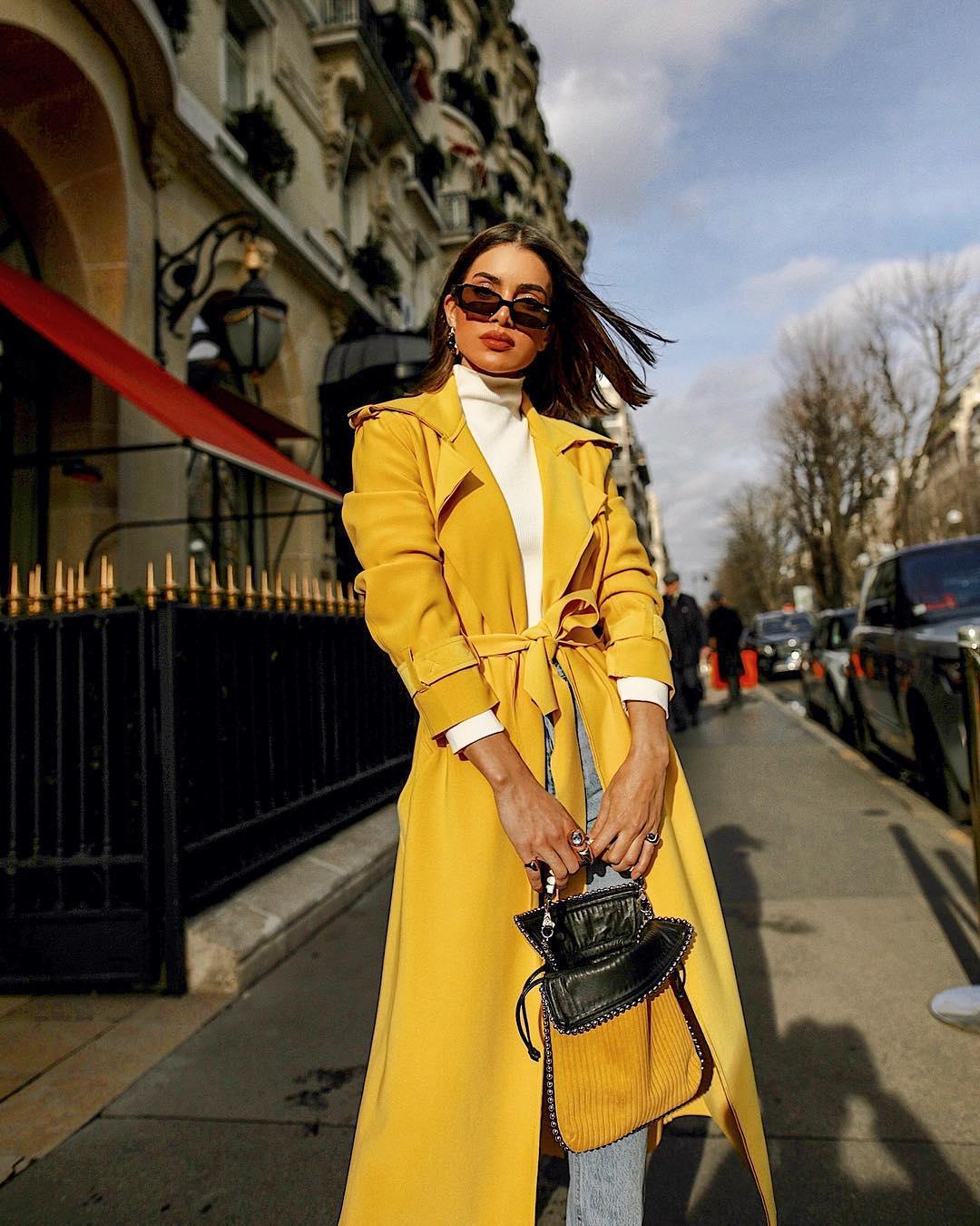 bolsa camila coelho amarela