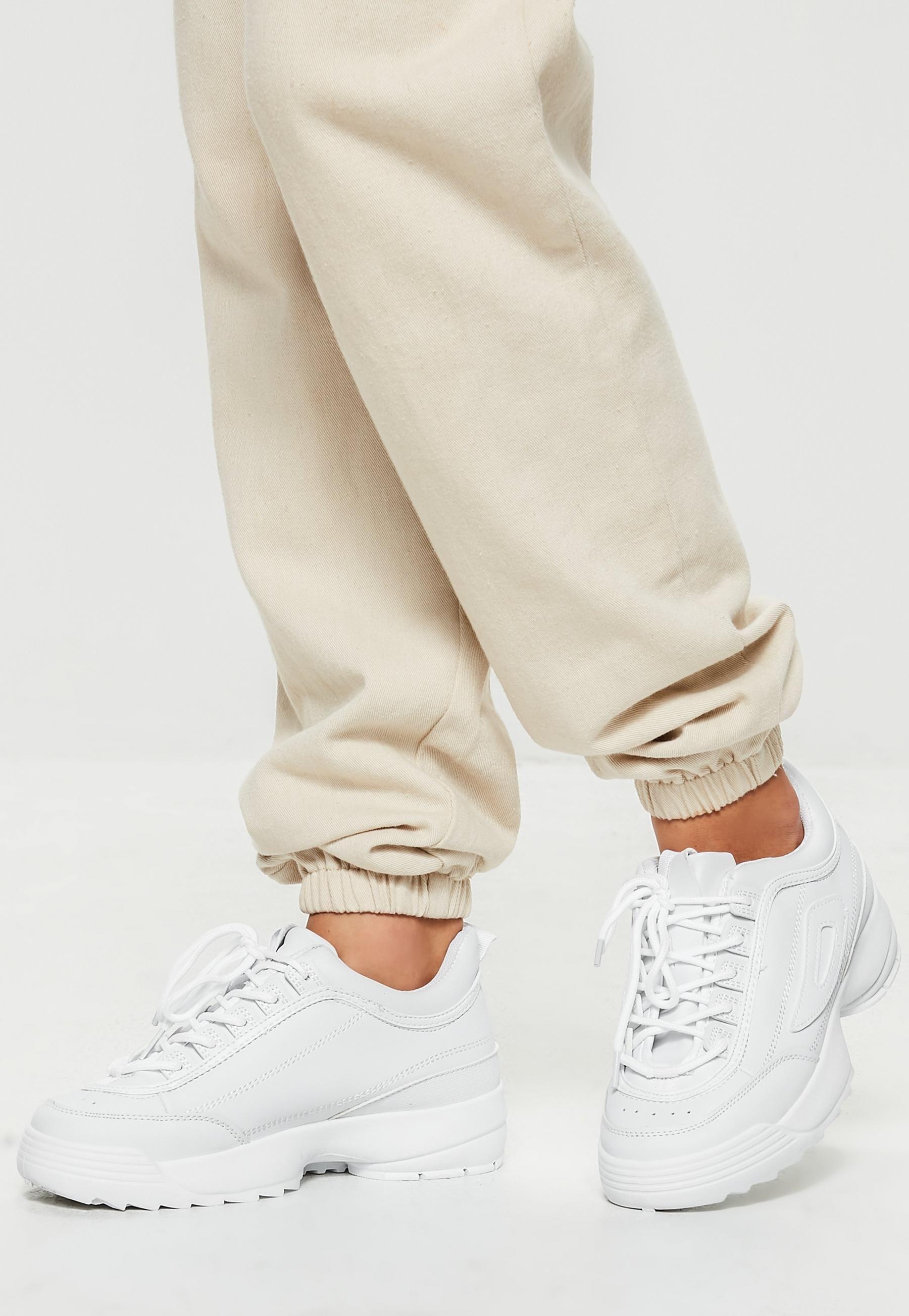 chuncky sneakers tendencia