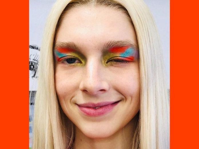 maquiagem euphoria