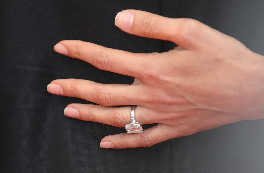 pedra anel de noivado amal