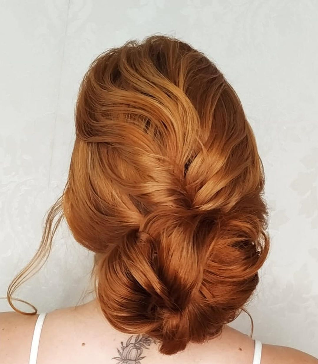 penteado para madrinhas 1