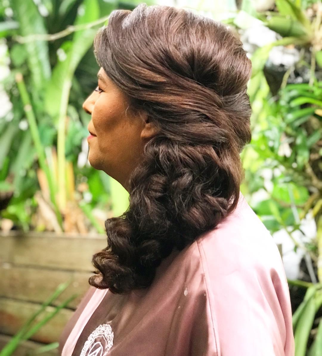 penteados mae da noiva 1