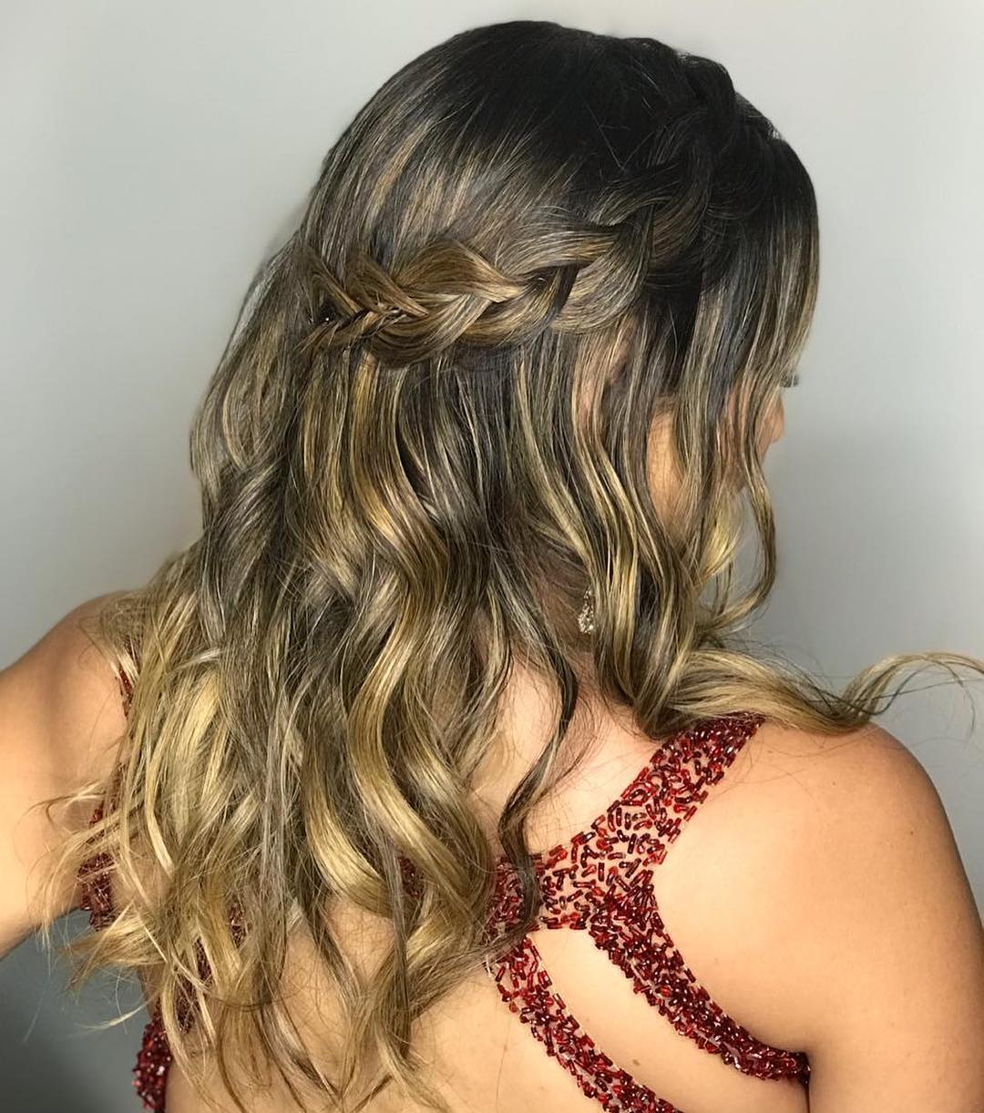 penteados para debutante 3