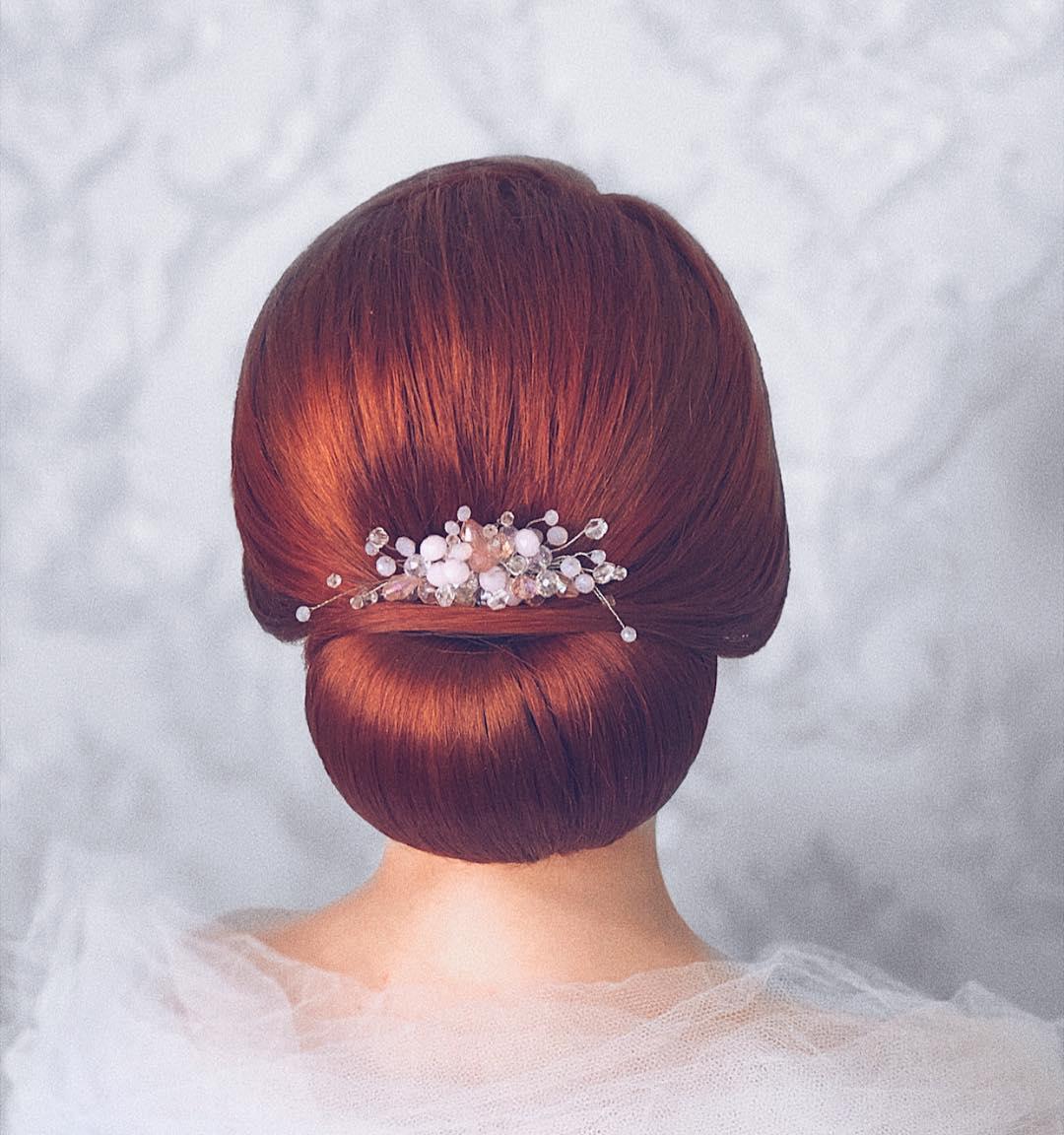 penteados para festa coque 1