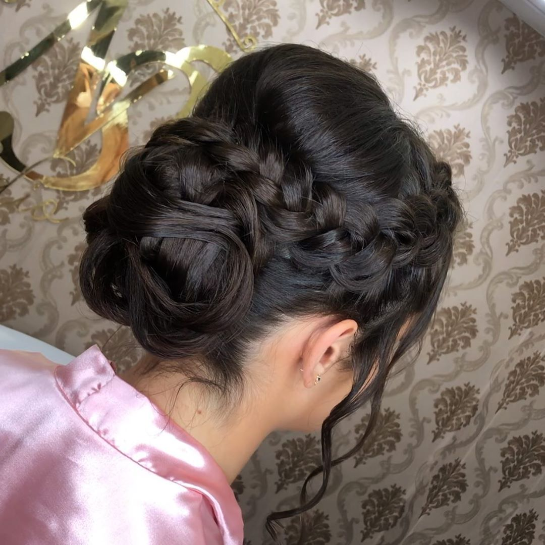 penteados para festa debutante 1