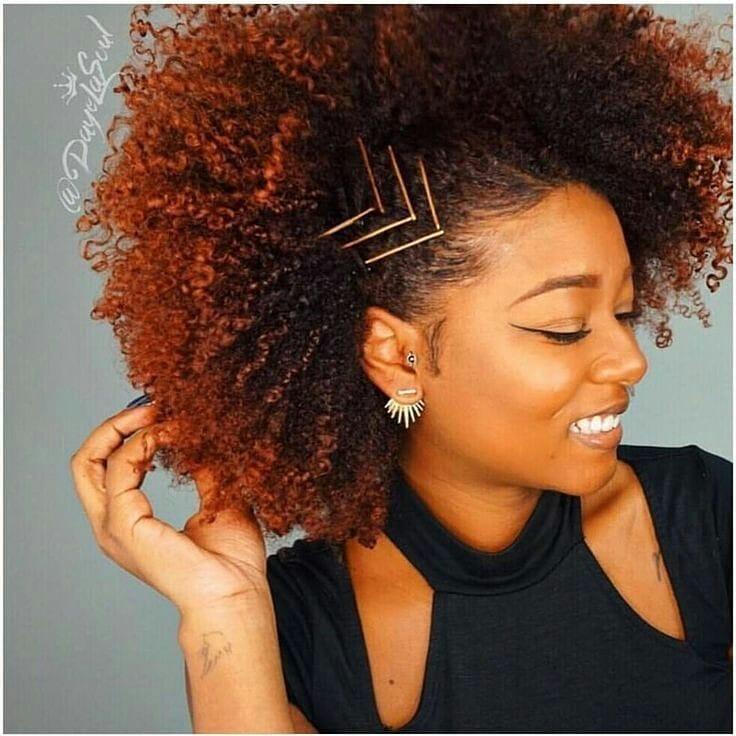 penteados para formandas cabelo crespo 1