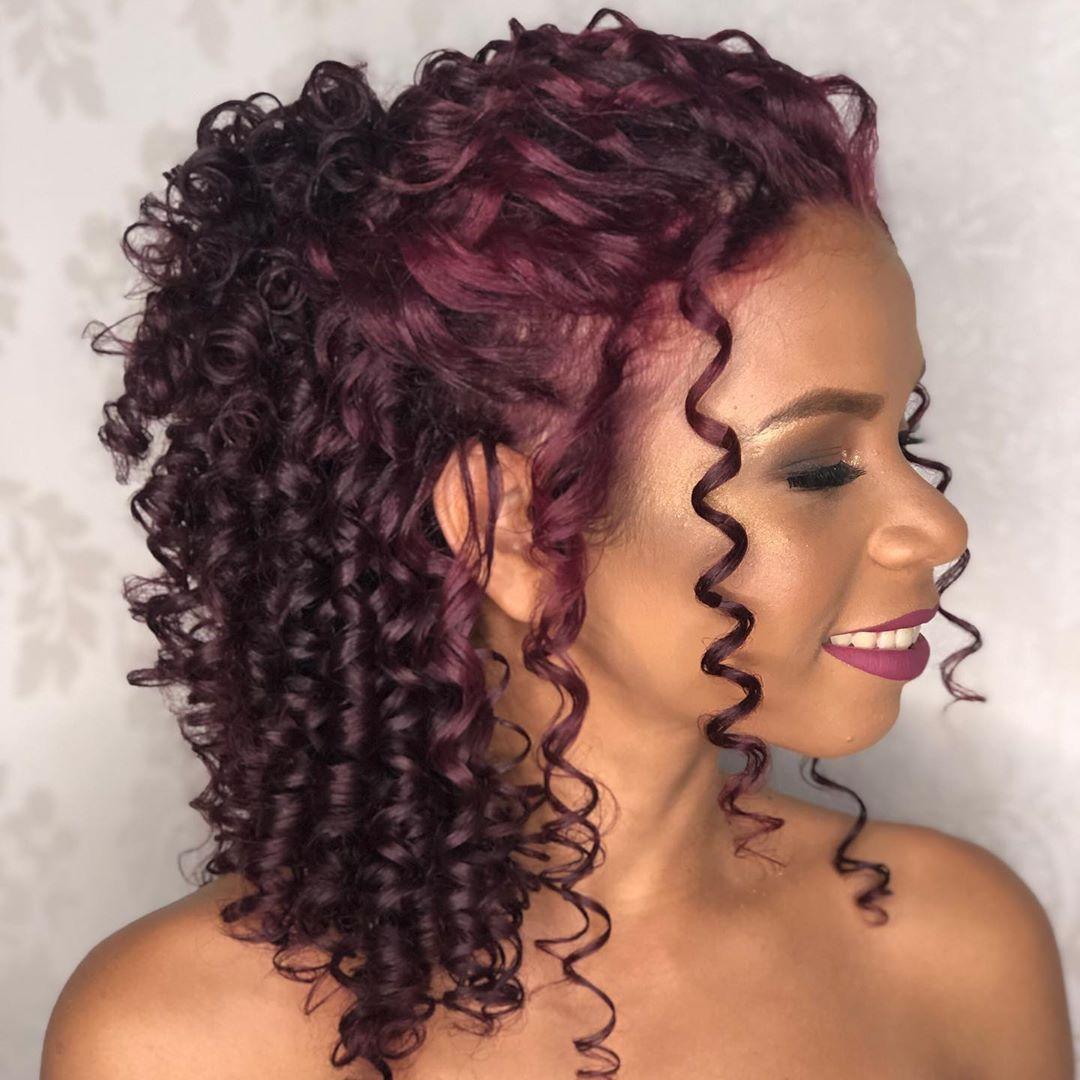 penteados para formandas cabelo medio 3