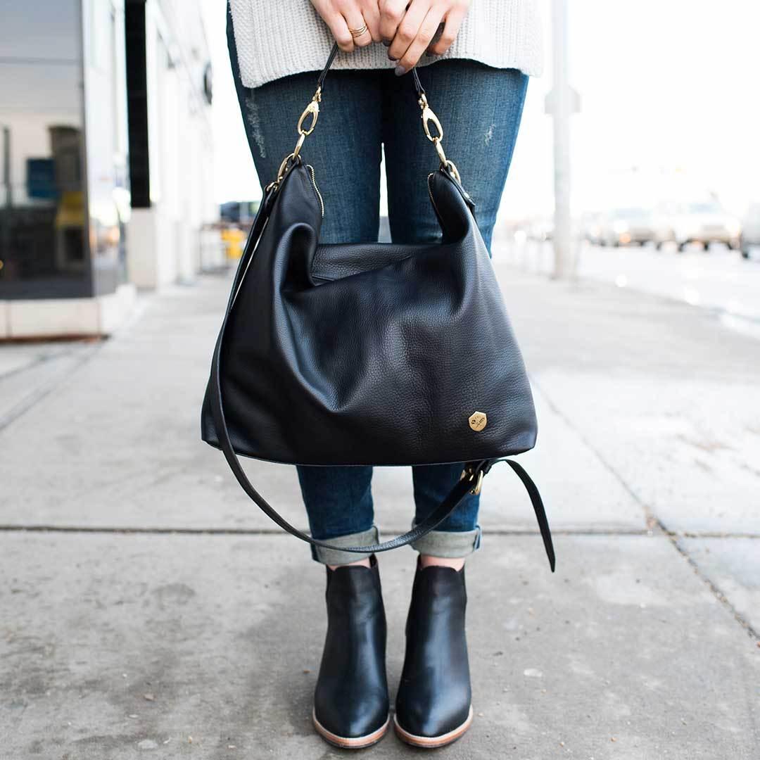 tipos de bolsas femininas bolsa hobo