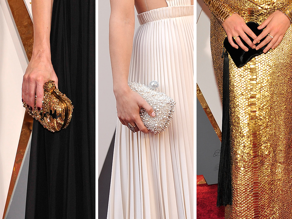 tipos de bolsas femininas clutch