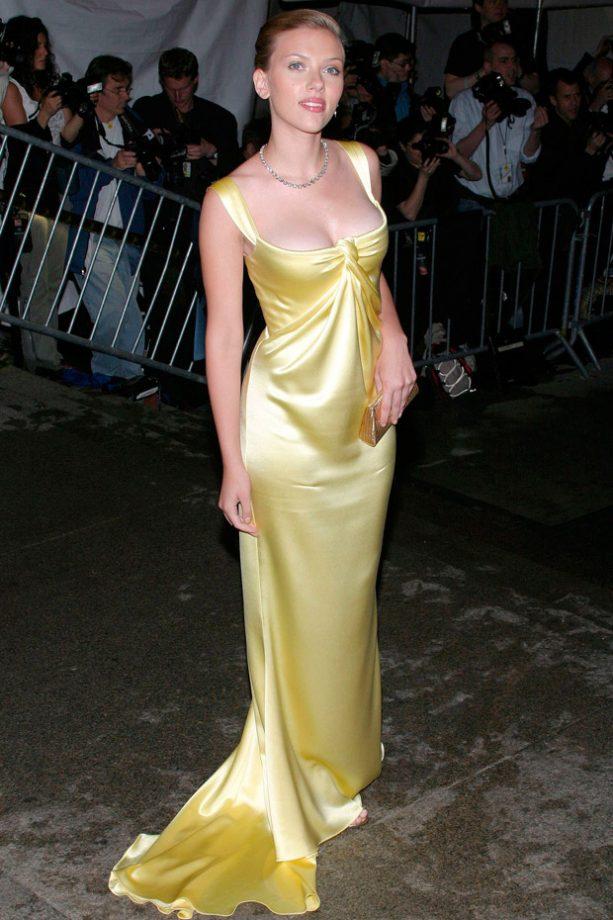 vestido de festa amarelo claro