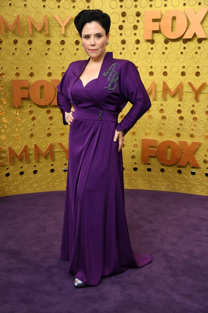 Alex Borstein no Emmy 2019