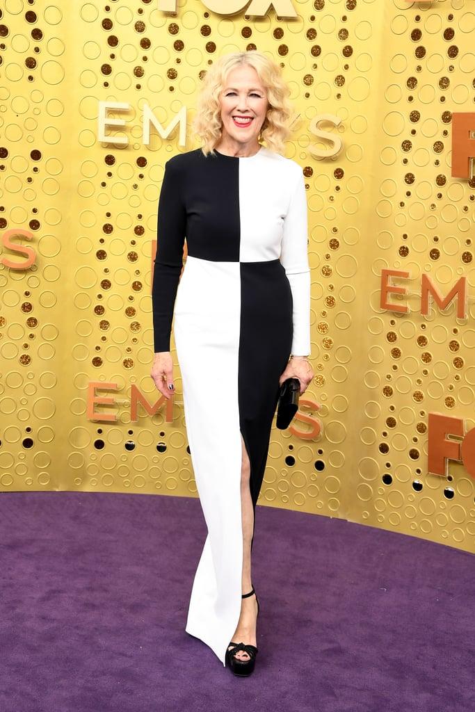 Catherine OHara vestido no emmy